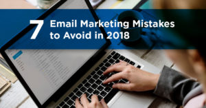 Some Email Marketing Mistakes to Avoid