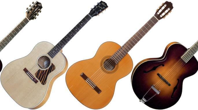 Key Differences Between Classical and Steel-String Acoustic Guitars