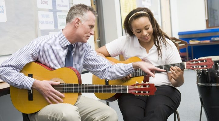 What to Look for in a Music Teacher