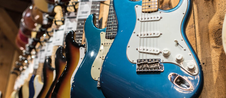 How to Invest in Vintage Guitars, From a Vintage Guitar Expert