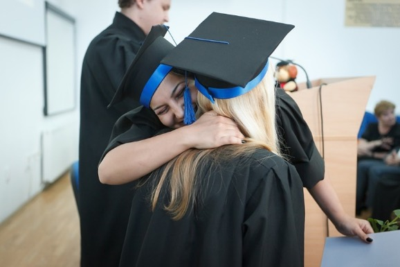 Tips to help you build enough self-confidence to get your degree